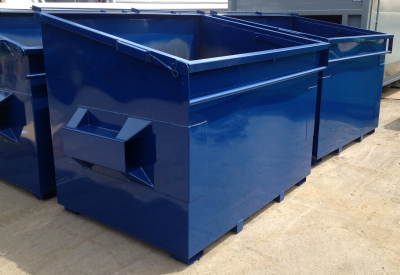 Catheral FrontLift Bin